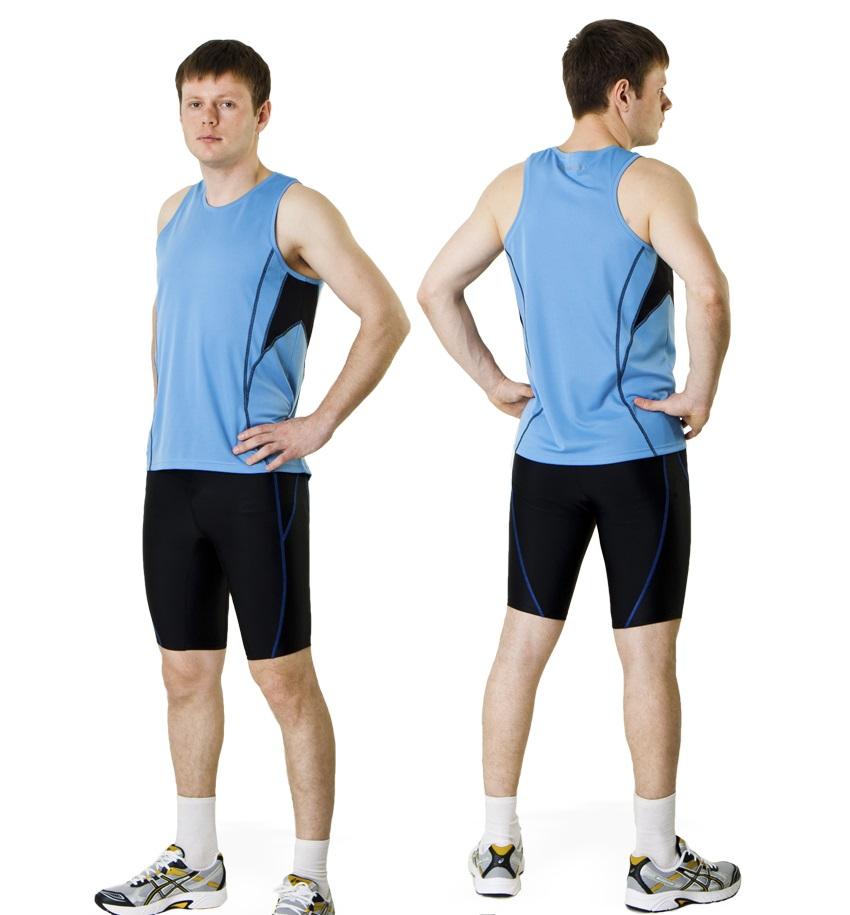 Форма мужская для легкой атлетики в Новосибирске