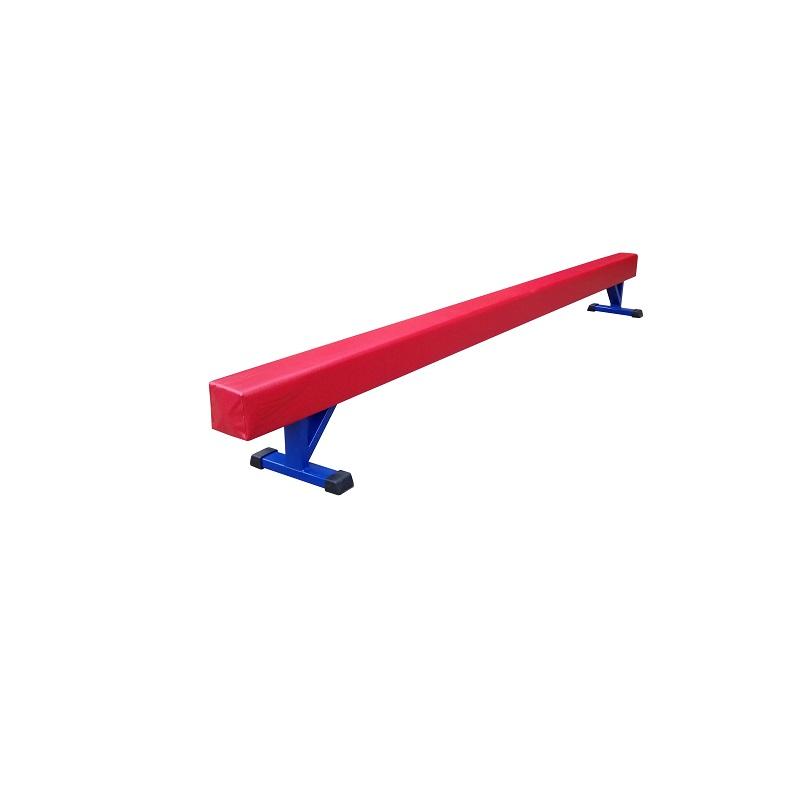 Бревно гимнастическое мягкое низкое 2 м