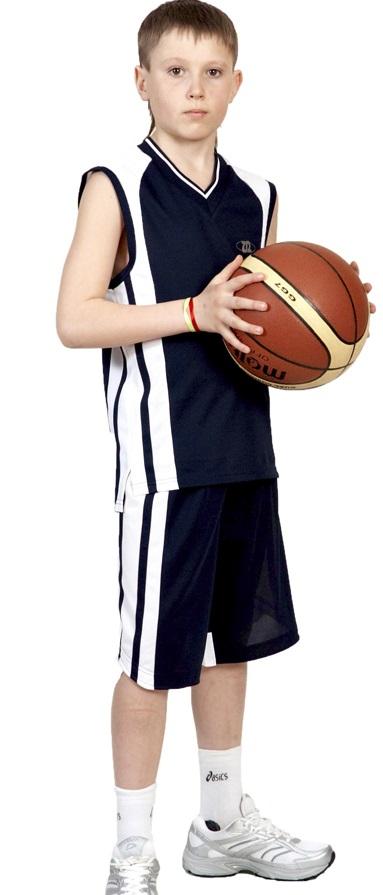 Форма баскетбольная детская мужская в Новосибисрке