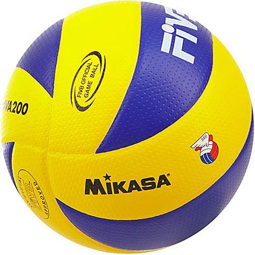 Мяч волейбольный Mikasa MVA200 в Новосибирске