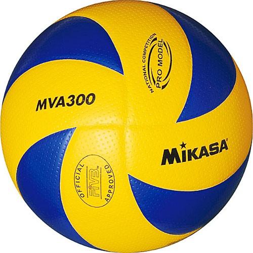 Мяч волейбольный Mikasa MVA300 в Новосибирске