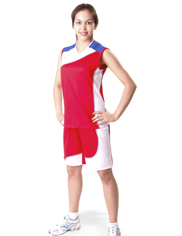 Форма баскетбольная женская в Новосибирске