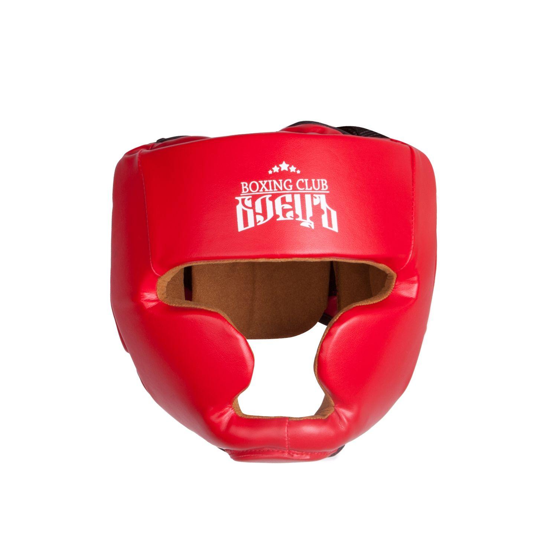Шлем боксерский BHG-21 Синий