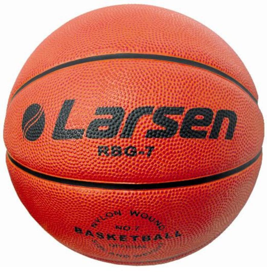 Мяч баскетбольный LARSEN RBG (ECE) в Новосибирске