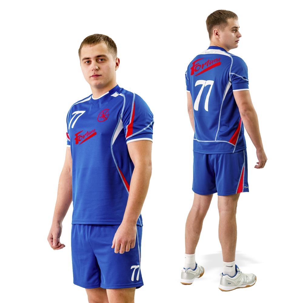 Форма волейбольная мужская в Новосибирске