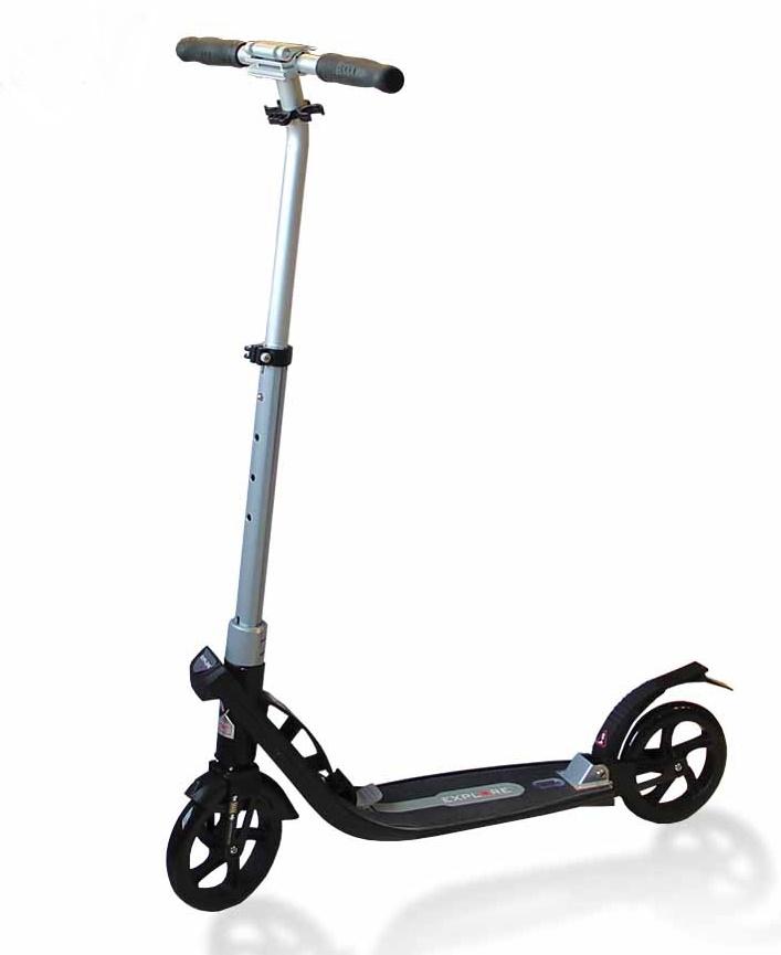Самокат с большими колесами AMIGO DIXEL