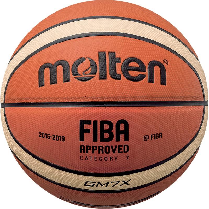 Мяч баскетбольный Molten BGMX в Новосибирске