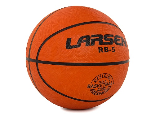 Мяч баскетбольный LARSEN RB (ECE) в Новосибирске