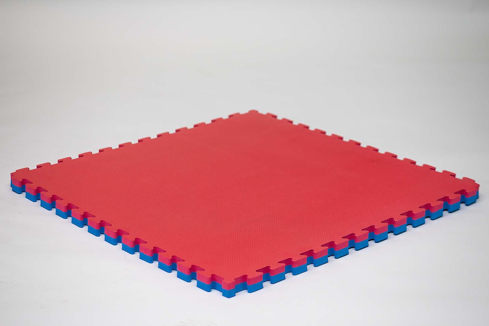 Татами (красно-синий) 4 см