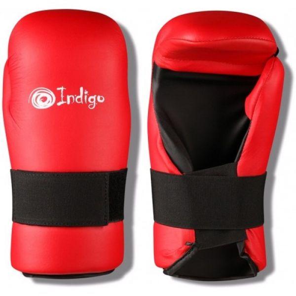 Перчатки Indigo 7-CONTACT UL-3645 с открытой ладонью детские.