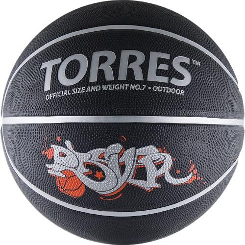Мяч баскетбольный TORRES Prayer в Новосибирске