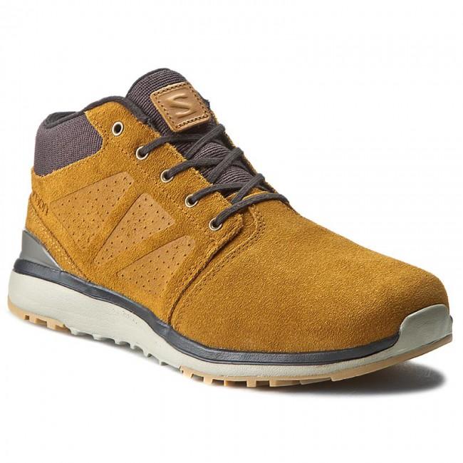 Зимние мужские ботинки Salomon Ботинки Utility Chukka TS WR обувь для туризма, купить, заказать, интернет-магазин, в Новосибирске