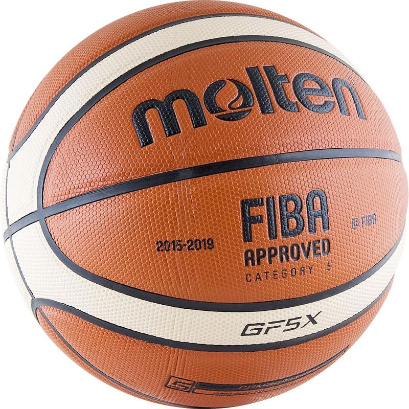 Мяч баскетбольный Molten BGFX в Новосибирске