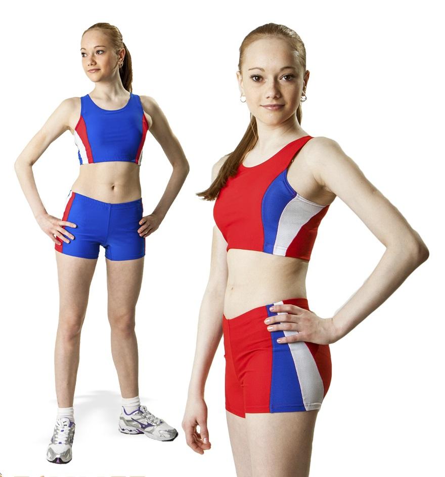 Легкоатлетическая форма женская в Новосибирске