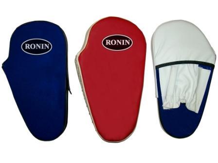 Лапа боксерская ис.кожа Ronin большая в Новосибирске