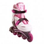 Роликовые коньки RGX Pixel pink