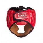 Шлем боксерский BHG-21 Красный