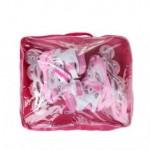 Роликовые коньки RGX Start Line Pink