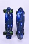 Пластиковый скейтборд PS009-11