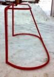 Ворота хоккейные игровые (труба 48мм d - 42мм d))